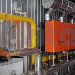 Модульна котельня газова КУМ-В1.2 (ТОВ Навітас)