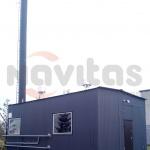 Твердопаливна модульна котельня КУМ-Вт1.0 (ТОВ НАВІТАС)
