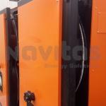 Котельна модульна КУМ-В2.12 (газ) на базі котлів NAVI III 1060 (1.5)