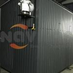 Модульна котельна КУМ-В0.5 на навісних газових котлах NAVI 100BC (4)