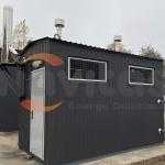 Газова модульна котельна КУМ-В0.3 - зовнішній вигляд