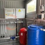 Газова модульна котельна КУМ-В0.3 на навісних котлах NAVI 100BC (1)