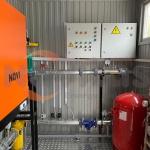 Газова модульна котельна КУМ-В0.3 на навісних котлах NAVI 100BC (2)