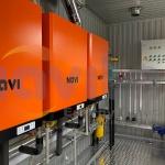 Газова модульна котельна КУМ-В0.3 на навісних котлах NAVI 100BC (3)