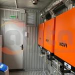 Газова модульна котельна КУМ-В0.3 на навісних котлах NAVI 100BC (4)